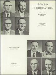 Page 9, 1957 Edition, Georgetown High School - Buffalo Yearbook (Georgetown, IL) online yearbook collection