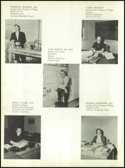 Page 12, 1958 Edition, Georgetown High School - Buffalo Yearbook (Georgetown, IL) online yearbook collection