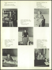 Page 14, 1958 Edition, Georgetown High School - Buffalo Yearbook (Georgetown, IL) online yearbook collection