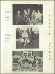 Page 15, 1958 Edition, Georgetown High School - Buffalo Yearbook (Georgetown, IL) online yearbook collection