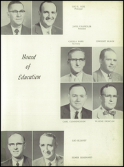 Page 9, 1958 Edition, Georgetown High School - Buffalo Yearbook (Georgetown, IL) online yearbook collection