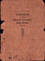 1912 Edition, Marissa High School - Yearbook (Marissa, IL)