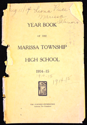 1915 Edition, Marissa High School - Yearbook (Marissa, IL)