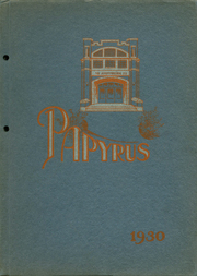 1930 Edition, Marissa High School - Yearbook (Marissa, IL)
