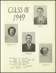 Page 15, 1949 Edition, Marissa High School - Yearbook (Marissa, IL) online yearbook collection