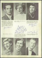 Page 11, 1953 Edition, Mount Pulaski Township High School - Hilltop Yearbook (Mount Pulaski, IL) online yearbook collection