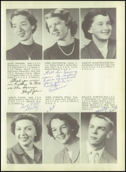 Page 15, 1953 Edition, Mount Pulaski Township High School - Hilltop Yearbook (Mount Pulaski, IL) online yearbook collection