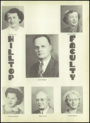 Page 7, 1953 Edition, Mount Pulaski Township High School - Hilltop Yearbook (Mount Pulaski, IL) online yearbook collection