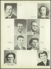 Page 8, 1953 Edition, Mount Pulaski Township High School - Hilltop Yearbook (Mount Pulaski, IL) online yearbook collection