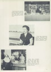 Page 11, 1957 Edition, Siena High School - Sienan Yearbook (Chicago, IL) online yearbook collection