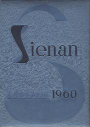 Page 1, 1960 Edition, Siena High School - Sienan Yearbook (Chicago, IL) online yearbook collection
