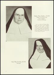 Page 12, 1960 Edition, Siena High School - Sienan Yearbook (Chicago, IL) online yearbook collection