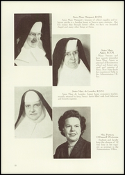 Page 14, 1960 Edition, Siena High School - Sienan Yearbook (Chicago, IL) online yearbook collection