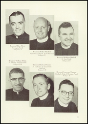 Page 15, 1960 Edition, Siena High School - Sienan Yearbook (Chicago, IL) online yearbook collection