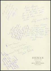 Page 5, 1960 Edition, Siena High School - Sienan Yearbook (Chicago, IL) online yearbook collection