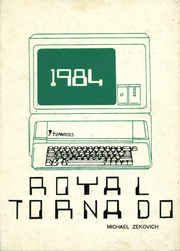 1984 Edition, Zeigler Royalton High School - Royal Tornado Yearbook (Zeigler, IL)