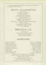 Page 115, 1952 Edition, Gardner South Wilmington High School - Panther Yearbook (Gardner, IL) online yearbook collection