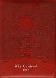 Girard High School - Cardinal Yearbook (Girard, IL) online yearbook collection, 1954 Edition, Page 1