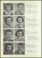 Page 16, 1949 Edition, Carrollton Community High School - White C Yearbook (Carrollton, IL) online yearbook collection