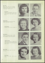 Page 17, 1949 Edition, Carrollton Community High School - White C Yearbook (Carrollton, IL) online yearbook collection
