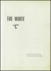 Page 5, 1949 Edition, Carrollton Community High School - White C Yearbook (Carrollton, IL) online yearbook collection
