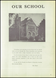 Page 7, 1949 Edition, Carrollton Community High School - White C Yearbook (Carrollton, IL) online yearbook collection