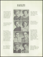 Page 11, 1955 Edition, Carrollton Community High School - White C Yearbook (Carrollton, IL) online yearbook collection