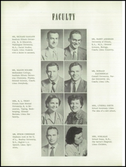 Page 12, 1955 Edition, Carrollton Community High School - White C Yearbook (Carrollton, IL) online yearbook collection