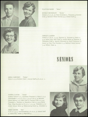 Page 14, 1955 Edition, Carrollton Community High School - White C Yearbook (Carrollton, IL) online yearbook collection