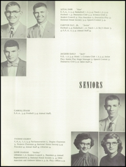 Page 15, 1955 Edition, Carrollton Community High School - White C Yearbook (Carrollton, IL) online yearbook collection