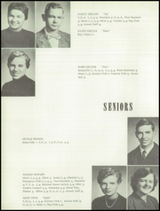 Page 16, 1955 Edition, Carrollton Community High School - White C Yearbook (Carrollton, IL) online yearbook collection