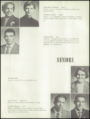 Page 17, 1955 Edition, Carrollton Community High School - White C Yearbook (Carrollton, IL) online yearbook collection