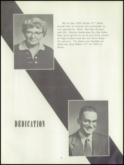 Page 7, 1955 Edition, Carrollton Community High School - White C Yearbook (Carrollton, IL) online yearbook collection