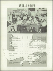Page 8, 1955 Edition, Carrollton Community High School - White C Yearbook (Carrollton, IL) online yearbook collection