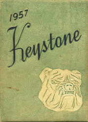 Page 1, 1957 Edition, Harrisburg Township High School - Keystone Yearbook (Harrisburg, IL) online yearbook collection