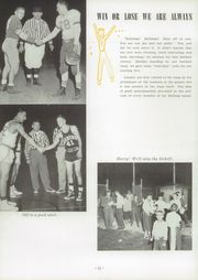 Page 16, 1957 Edition, Harrisburg Township High School - Keystone Yearbook (Harrisburg, IL) online yearbook collection