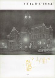Page 8, 1957 Edition, Harrisburg Township High School - Keystone Yearbook (Harrisburg, IL) online yearbook collection