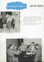 Page 16, 1958 Edition, Harrisburg Township High School - Keystone Yearbook (Harrisburg, IL) online yearbook collection