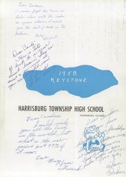 Page 5, 1958 Edition, Harrisburg Township High School - Keystone Yearbook (Harrisburg, IL) online yearbook collection