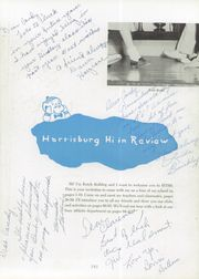 Page 7, 1958 Edition, Harrisburg Township High School - Keystone Yearbook (Harrisburg, IL) online yearbook collection