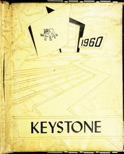 Page 1, 1960 Edition, Harrisburg Township High School - Keystone Yearbook (Harrisburg, IL) online yearbook collection