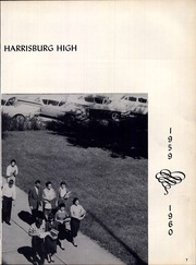 Page 9, 1960 Edition, Harrisburg Township High School - Keystone Yearbook (Harrisburg, IL) online yearbook collection