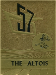 1957 Edition, Altamont Community High School - Altois Yearbook (Altamont, IL)