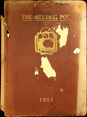 Page 1, 1924 Edition, Le Roy High School - Melting Pot Yearbook (Le Roy, IL) online yearbook collection