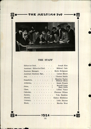 Page 10, 1924 Edition, Le Roy High School - Melting Pot Yearbook (Le Roy, IL) online yearbook collection