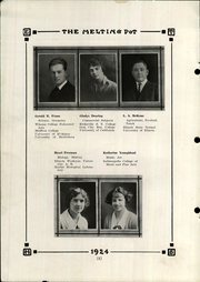Page 14, 1924 Edition, Le Roy High School - Melting Pot Yearbook (Le Roy, IL) online yearbook collection