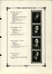 Page 17, 1924 Edition, Le Roy High School - Melting Pot Yearbook (Le Roy, IL) online yearbook collection