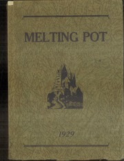 1929 Edition, Le Roy High School - Melting Pot Yearbook (Le Roy, IL)