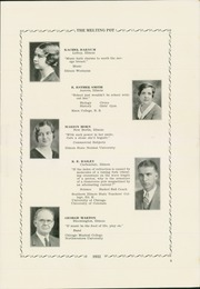 Page 11, 1932 Edition, Le Roy High School - Melting Pot Yearbook (Le Roy, IL) online yearbook collection