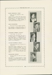 Page 13, 1932 Edition, Le Roy High School - Melting Pot Yearbook (Le Roy, IL) online yearbook collection
